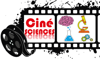 Logo Cine sciences PNG
